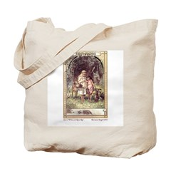 Vogel's Snow White & Rose Red Tote Bag