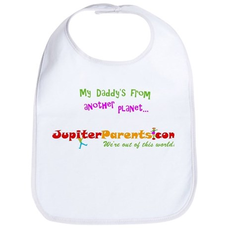 """My Daddy's from..."" Baby Bib"