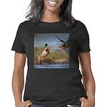mallardflightpillow Women's Classic T-Shirt