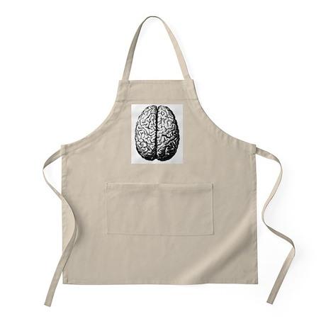 Brain II BBQ Apron