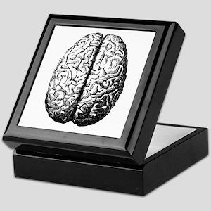 Brain II Keepsake Box
