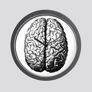 Brain II Wall Clock