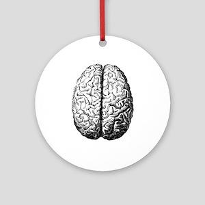 Brain II Ornament (Round)