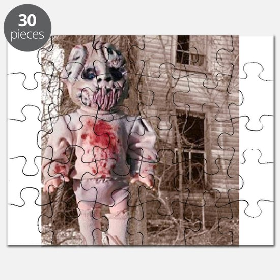 Scary Nigel doll Puzzle