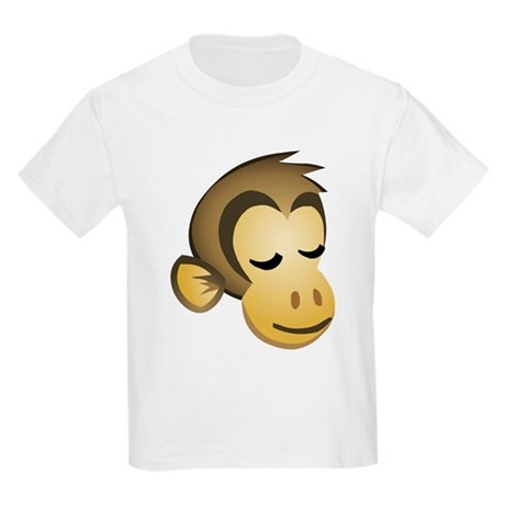 Sleepy Monkey Kids T-Shirt