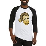 Sleepy Monkey Baseball Jersey