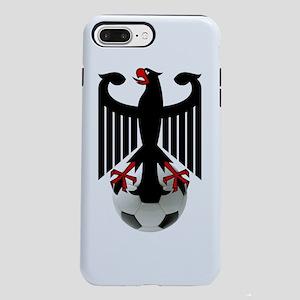 German Football Eagle iPhone 7 Plus Tough Case