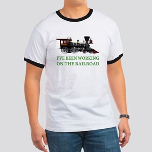 I've Been Working on the Railroad Ringer T