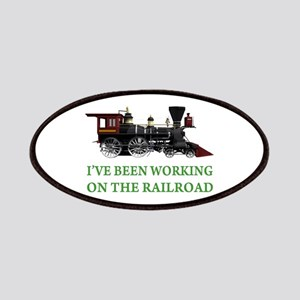 I've Been Working on the Railroad Patches