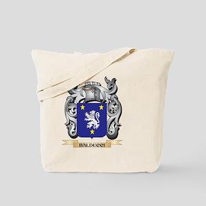 Balducci Family Crest - Balducci Coat of Tote Bag