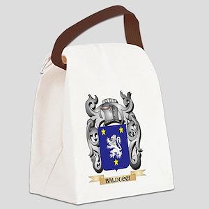 Balducci Family Crest - Balducci Canvas Lunch Bag