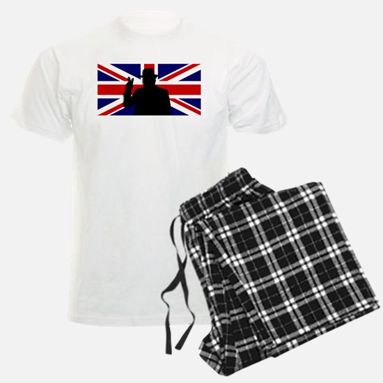 Winston Churchill Victory Pajamas