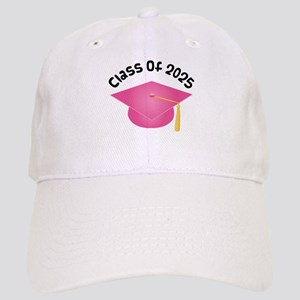 Class of 2025 (Pink) Cap