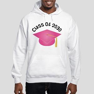 Class of 2030 (Pink) Hooded Sweatshirt