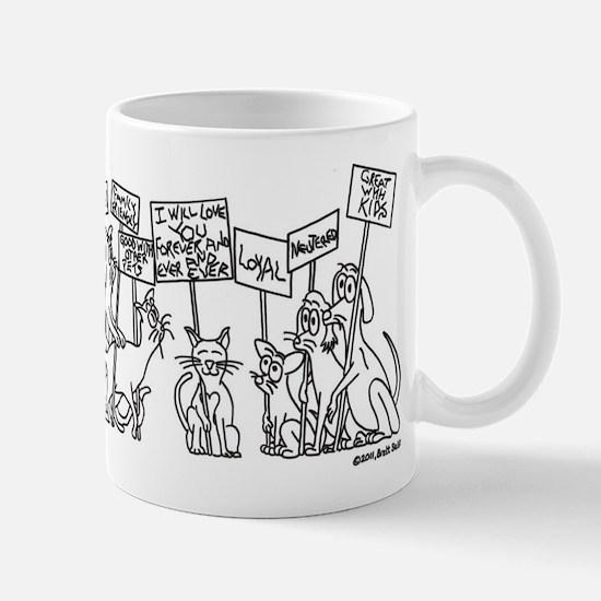 HumanePets Mugs