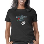 Im Pregnant due in May Women's Classic T-Shirt