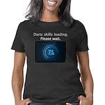 Darts Skills Loading Women's Classic T-Shirt