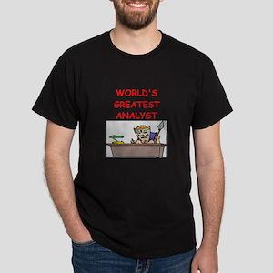analyst Dark T-Shirt