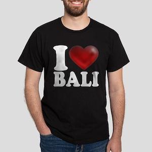 I Heart Bali Dark T-Shirt