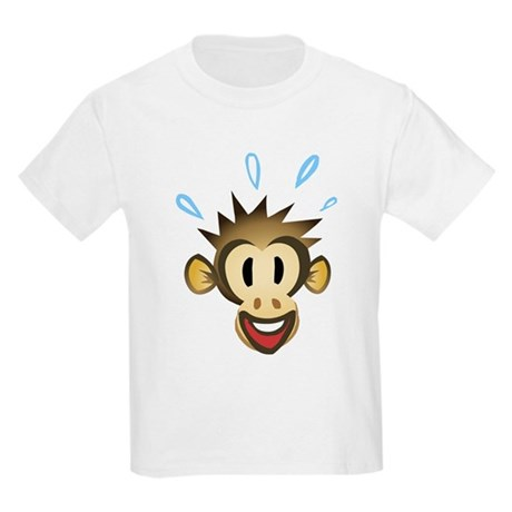 Happy Monkey Kids T-Shirt
