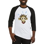 Happy Monkey Baseball Jersey
