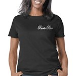 PuertoRicoWhite Women's Classic T-Shirt