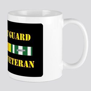 Coast Guard Vietnam Vet 1 Star Mug