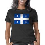 DrapeauQc1PMS293 Women's Classic T-Shirt
