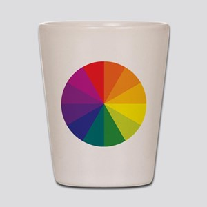 Gifts for Artists Shot Glass