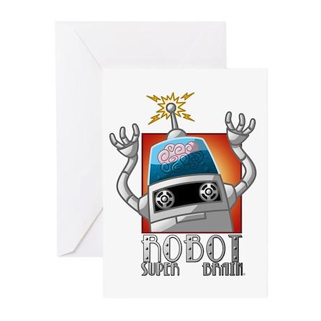 rsb-logo-flat Greeting Cards