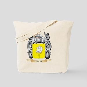 Balik Family Crest - Balik Coat of Arms Tote Bag