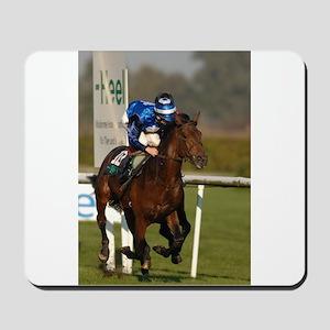 Racing Horse Mousepad