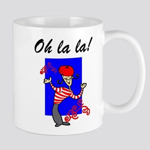 Oh La La French Mug
