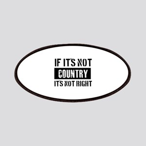 Cool Country designs Patches