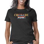 Crusade Now 1 trsp Women's Classic T-Shirt