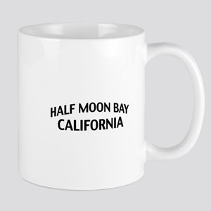 Half Moon Bay California Mug