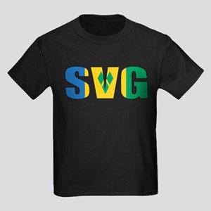 SVG Kids Dark T-Shirt