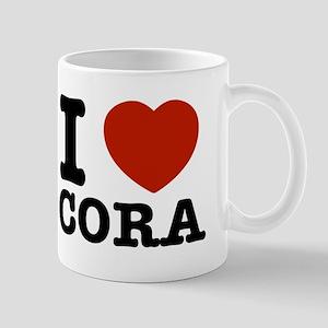 I love Cora Mug