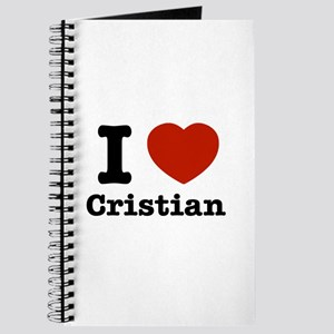 I love Cristian Journal
