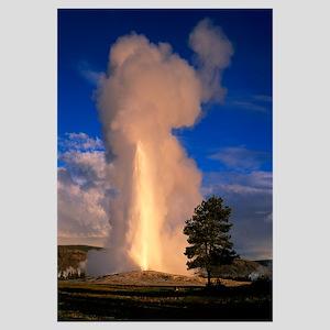 Wyoming, Yellowstone National Park, Old Faithful,