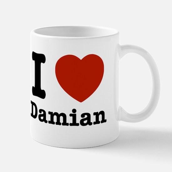I love Damian Mug
