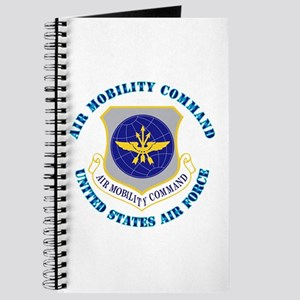 Air Mobility Command with Text Journal