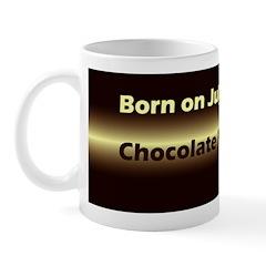Mug: Chocolate Wafer Day