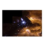 Giant Galactic Nebula Postcards Pkg of 8