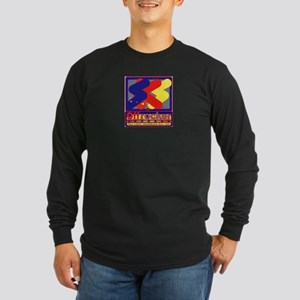 The LOST MARBLES Are 'OK' Long Sleeve Dark T-Shirt
