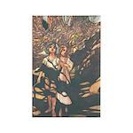Charles Robinson's Hansel & Gretel Rectangle Magne