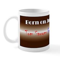 Mug: Tom Sawyer Fence-Painting Day