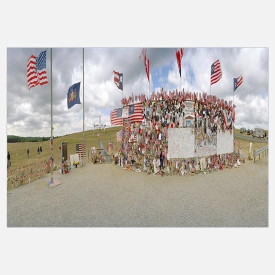 Memorial of flight 93, Shanksville, Pennsylvania