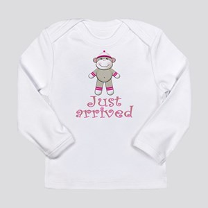 New Baby Long Sleeve Infant T-Shirt