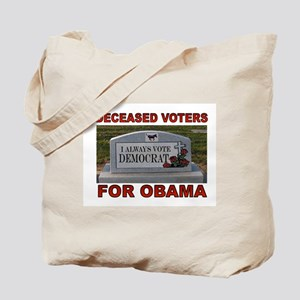 STILL VOTING Tote Bag